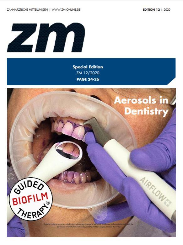 EMS Study_Aerosols in Dentistry