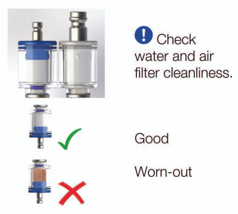 air and water filter